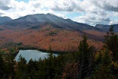 Heart Lake, Mount Colden, the MacIntyre Range and Indian Pass from Mount Jo.  The Saratoga Skier and Hiker, first-hand accounts of adventures in the Adirondacks and beyond, and Gore Mountain ski blog.