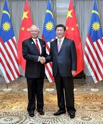 malaysia launches renminbi clearing bank in kl my palm