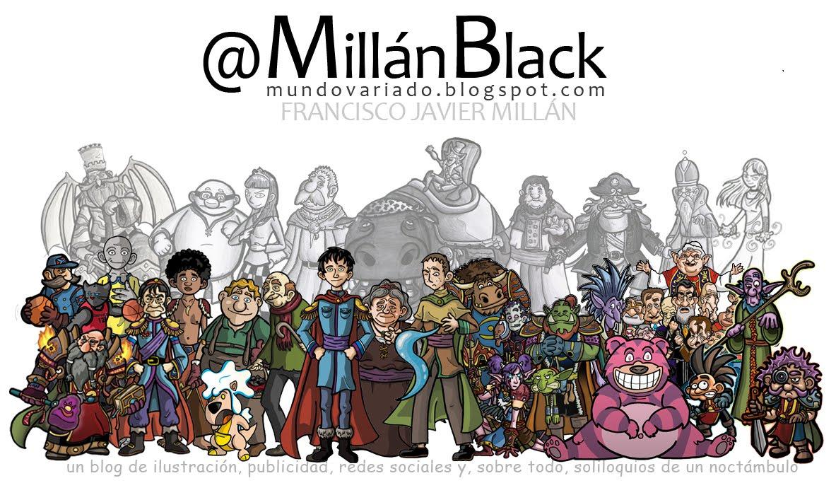 El blog de @MillanBlack - Soliloquios de un noctámbulo