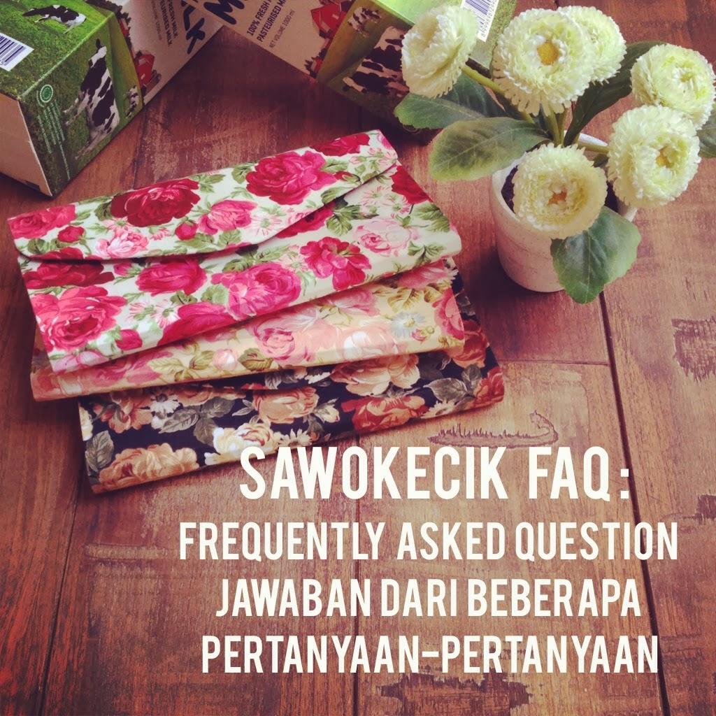 SawoKecik FAQ
