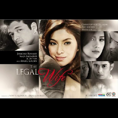 The Legal Wife January 27, 2014 Pilot Episode The Legal Wife is an upcoming Philippine television drama to be broadcast on ABS-CBN and worldwide on The Filipino Channel on January […]