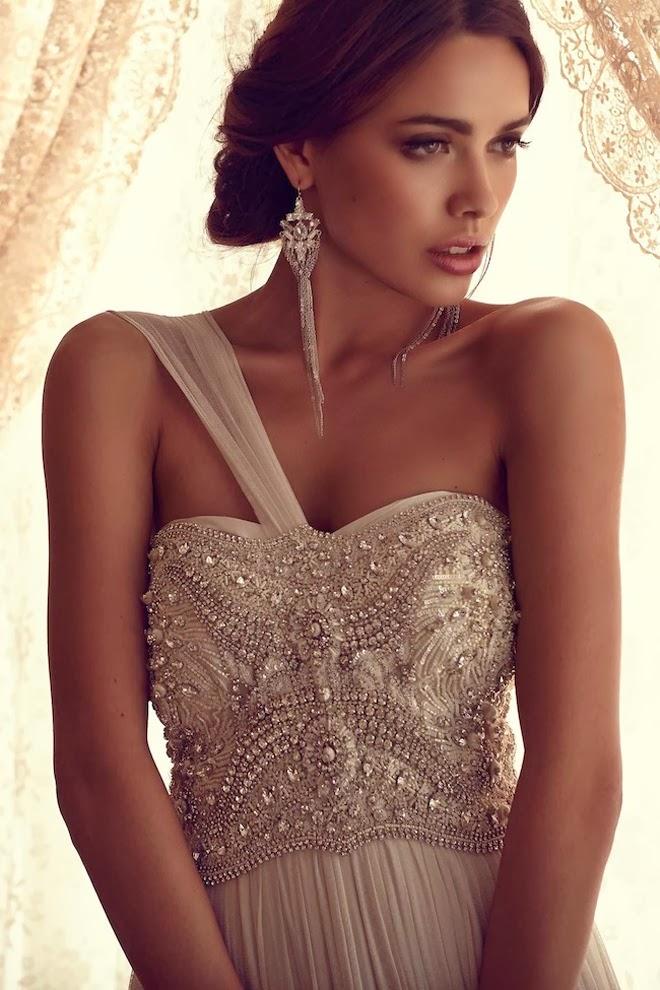 vestidos de novia vintage romanticos