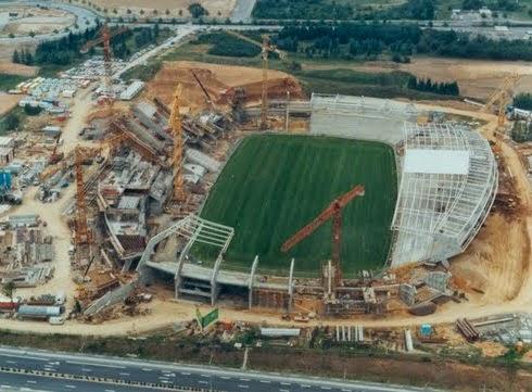 Nantes la ville d 39 apr s guerre nantes edification du for Construction piscine nantes