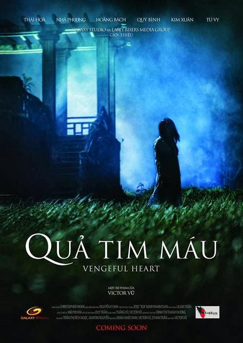 Quả Tim Máu - Vengeful Heart