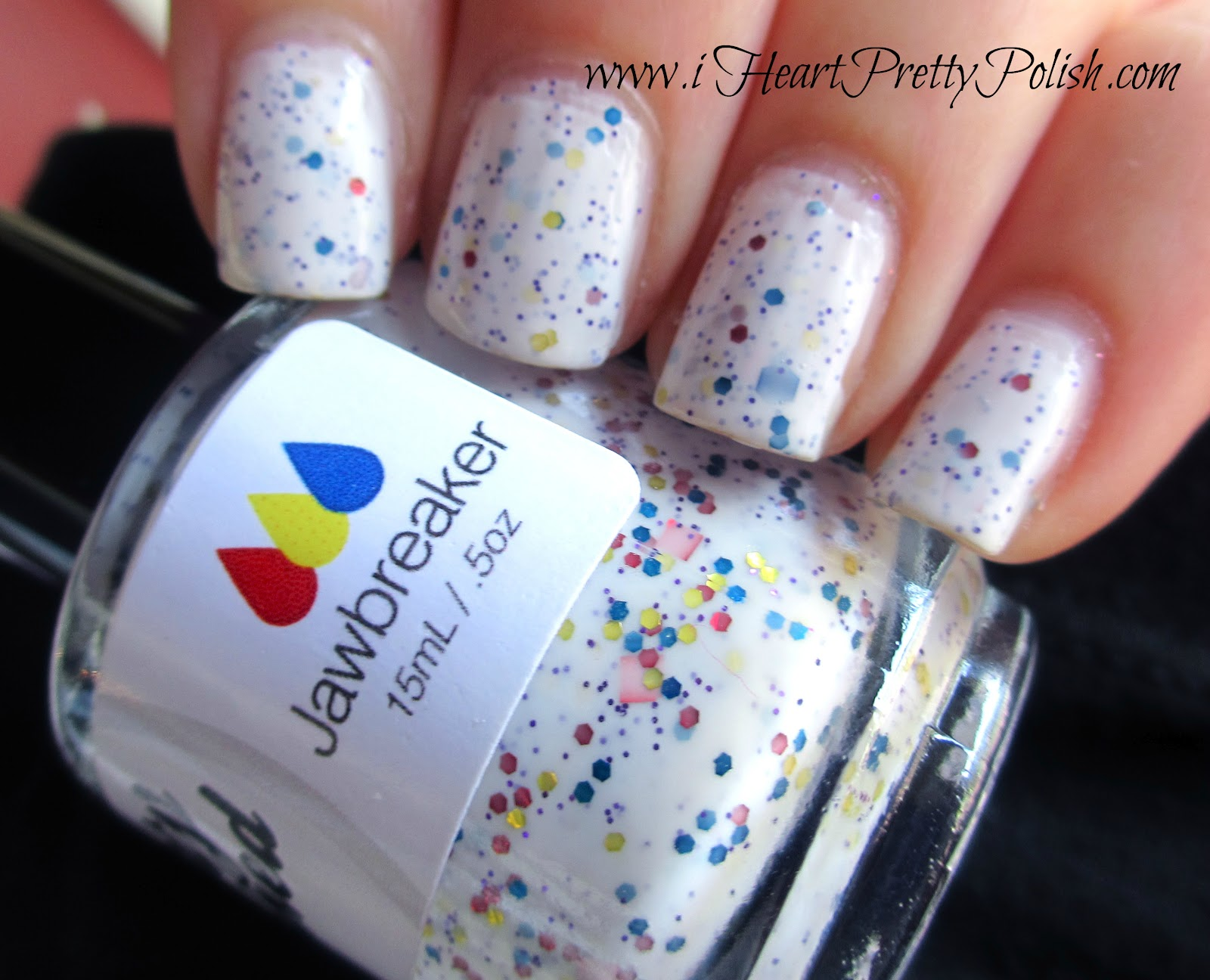 iHeartPrettyPolish: Pretty & Polished Jawbreaker!