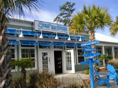 Kid Friendly Restaurants Pawleys Island