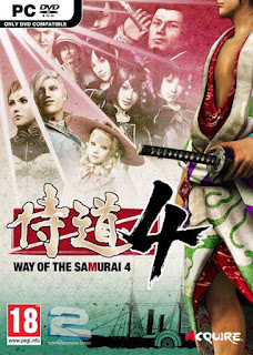 Way of The Samurai 4 – CODEX PC GAME Free Download