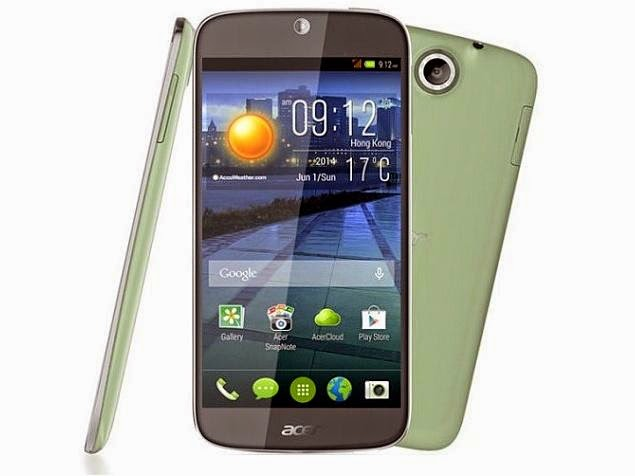 Acer Liquid Jade Android Kitkat Mobile Rs.16564