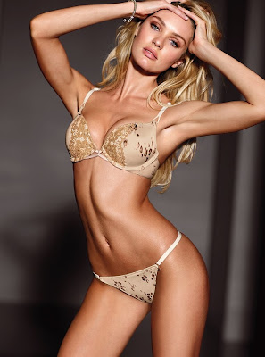 Candice Swanepoel – Victoria's Secret Sexy Lingerie Photoshoot