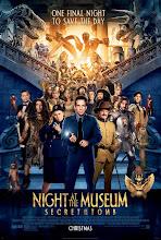 Noche en el museo: El secreto del faraón (2014) [Latino]