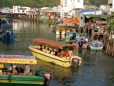 (Hong Kong) - Explore Lantau island