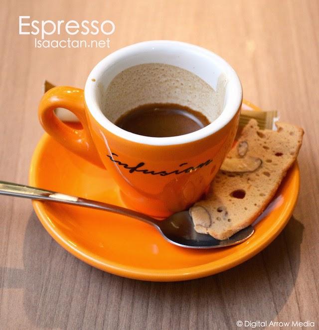 Espresso - RM8