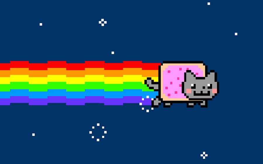 Nyan Box Cats
