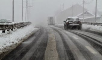 Snow chains are recommended on certain roads of Albania, mos of the axes are passable