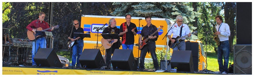 The Band At Riverfest 2014