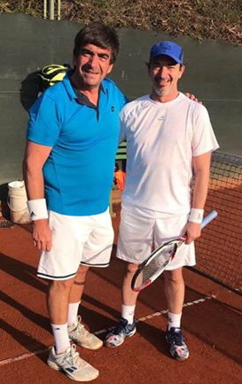 ITF SENIORS GRADO 3 - BaNaDe Bs as