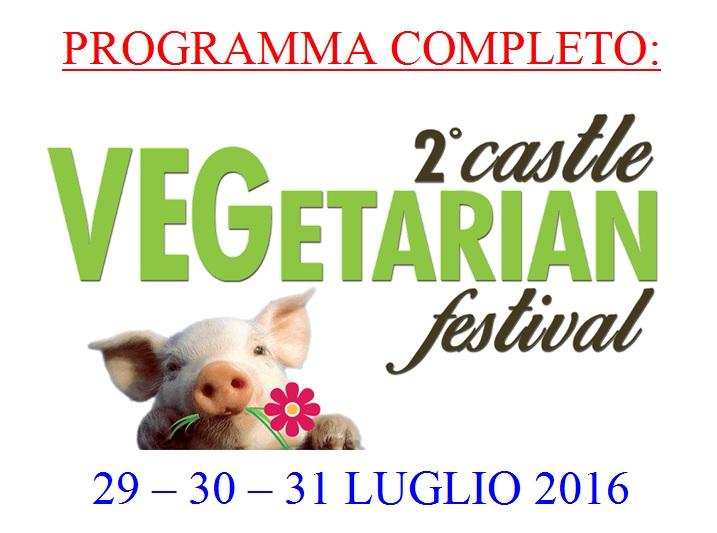 2° Castle Vegetarian Festival