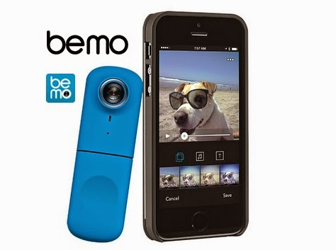 Logitech Bemo social video camera