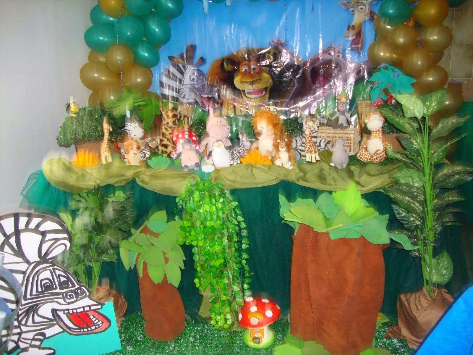 A primeira festa na Casa da Nona Espaço para Festa Infantil