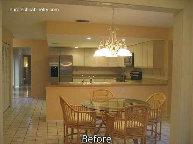 Arquitectura de casas cocinas americanas exquisitas de - Cocina americana fotos ...