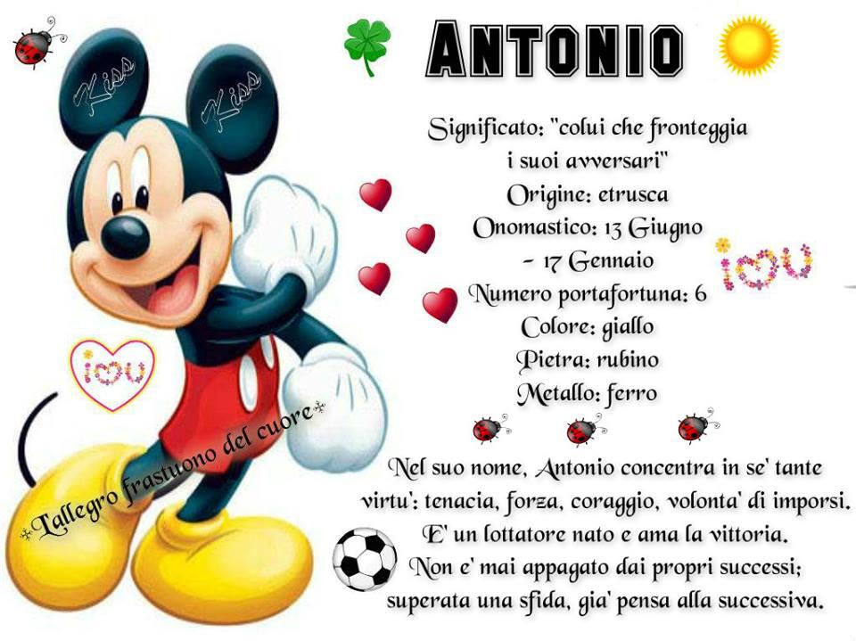 Buon Compleanno Zio Antonio Parquetfloor