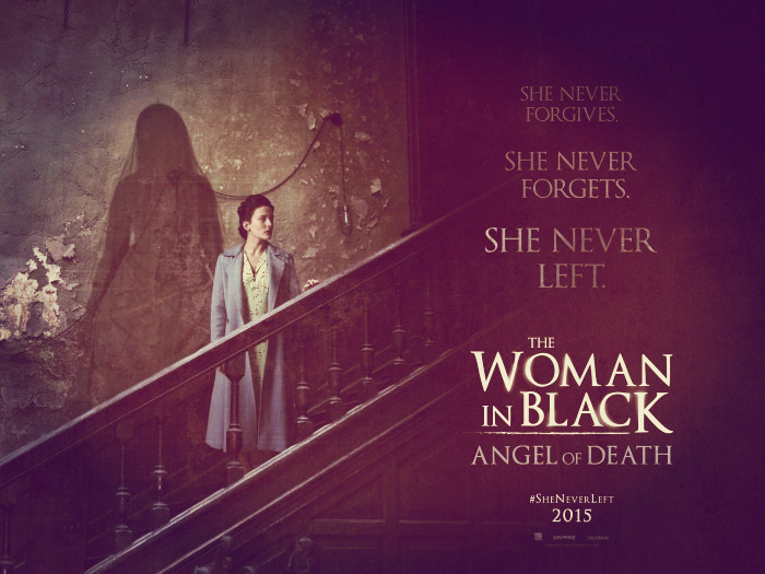 Sinopsis Film The Woman in Black: Angel of Death (2015)