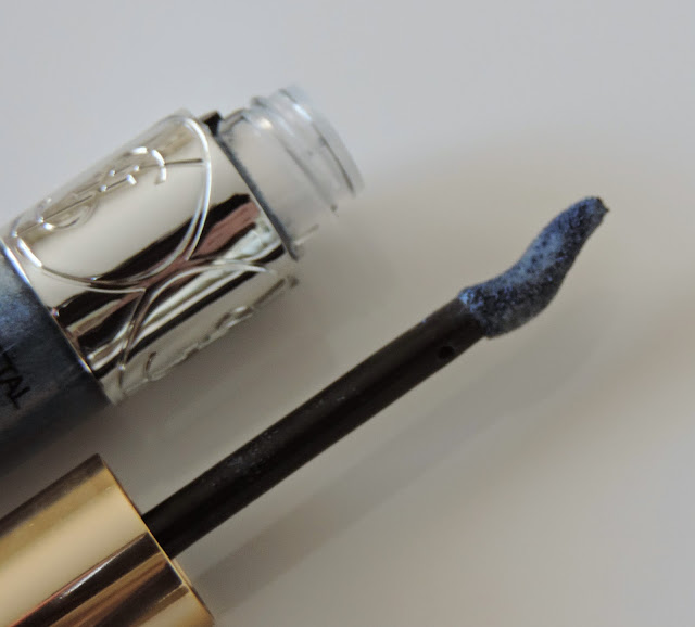 YSL Full Metal Eyeshadow in no 10 Wet Blue