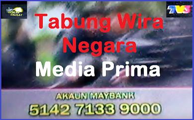 Derma Kilat untuk Tabung Kebajikan Buat Keluarga Anggota Pasukan Keselamatan yang Gugur di Sabah