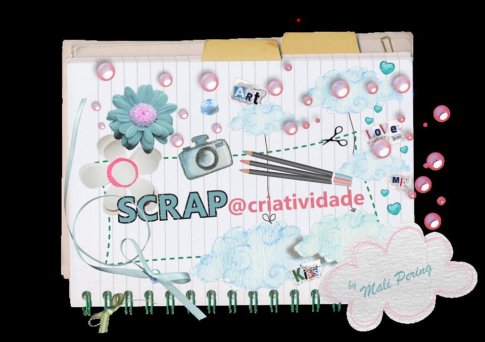 SCRAP@criatividade by Mali Pering