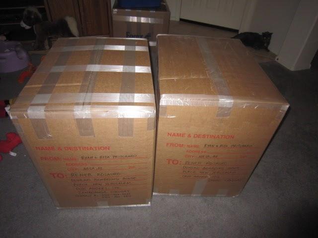 Forex cargo balikbayan box