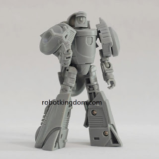 "iGear MW-11 ""Busta"" [Wheelie] Transformers 3rd Party Figure (prototype)"