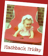 Last year the highlight of my blogging week was Cafe Bebe's Flashback Friday .
