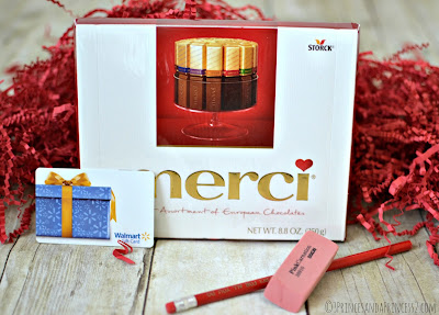 Thank a teacher with Merci Chocolates