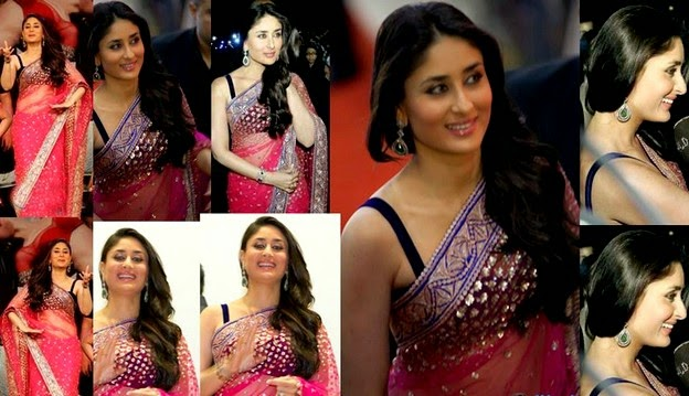 Kareena Beboo in Saree