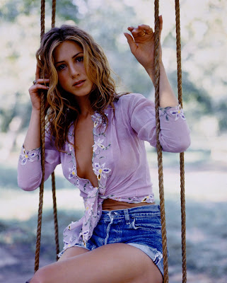 Jennifer Aniston Busty Photoshoot