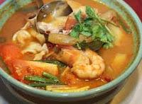 Resep Membuat Tom Yam Seafood