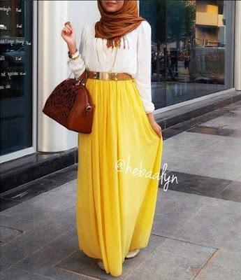 Robe-hijab-longue