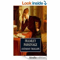 FREE: Framley Parsonage by Anthony Trollope