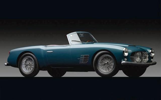 1955 Maserati Spyder A6G/2000