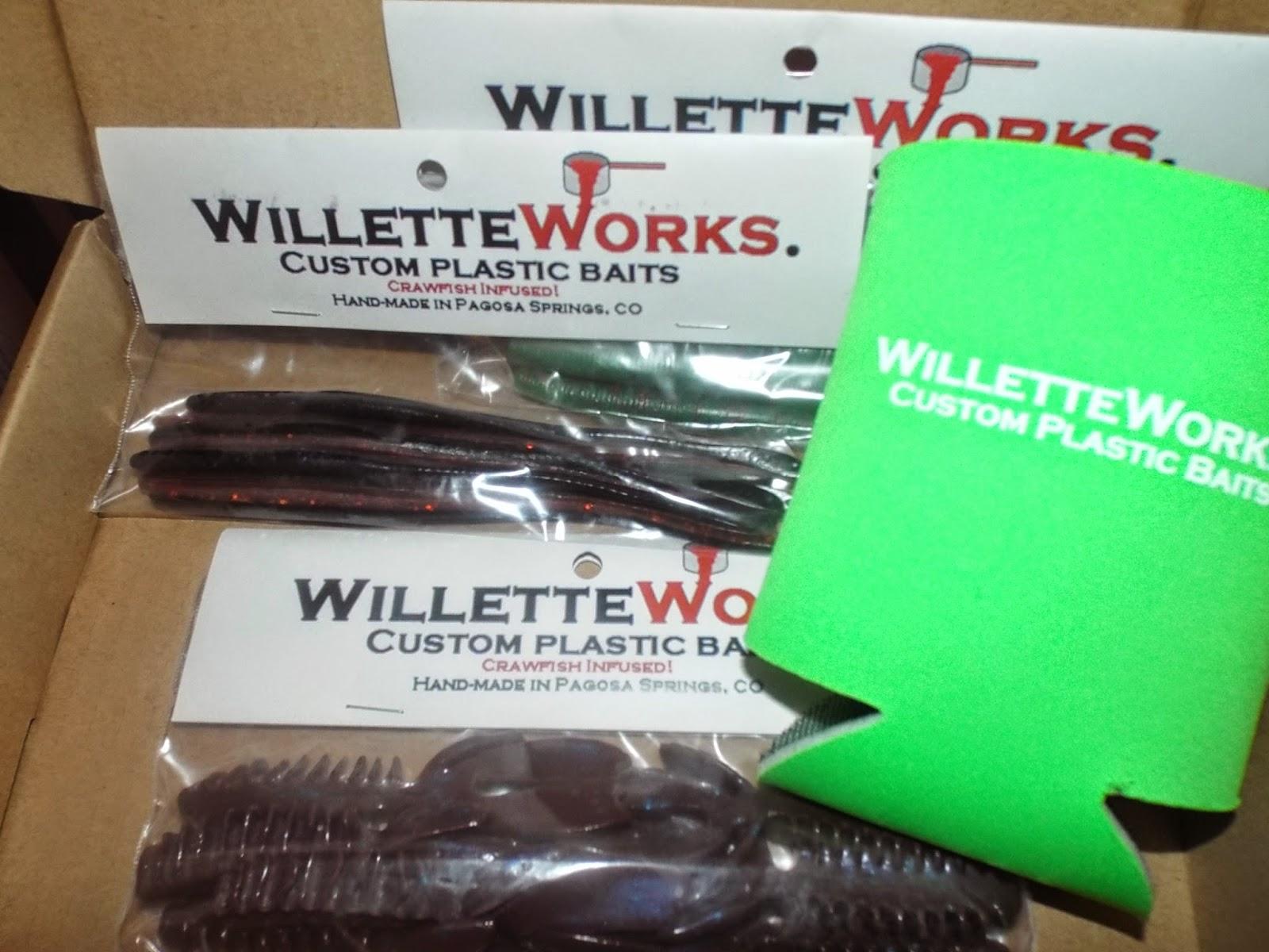 Willette Works Bait