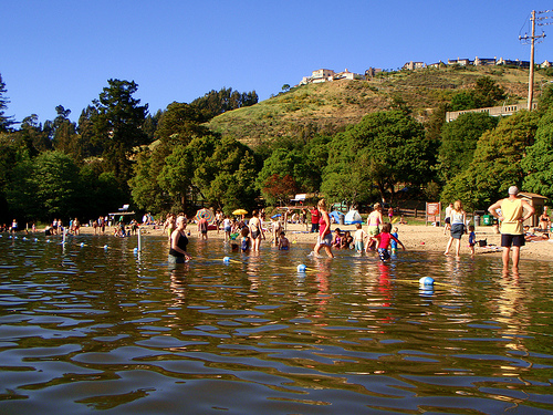 Creating really awesome free trips oakland ca c r a f t for Lake temescal fishing