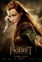 The Hobbit: The Desolation of Smaug - Tauriel Character Poster Evangeline Lilly