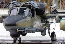 Kamov Ka-52 Erdogan
