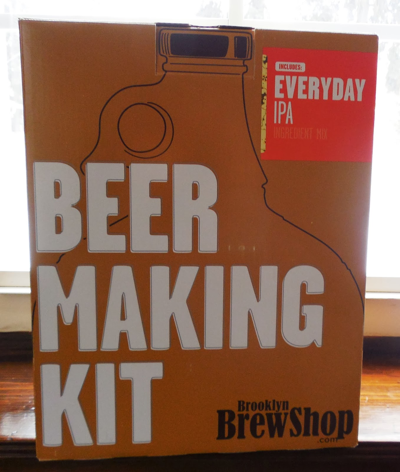 Brooklyn Brew Shop Beer