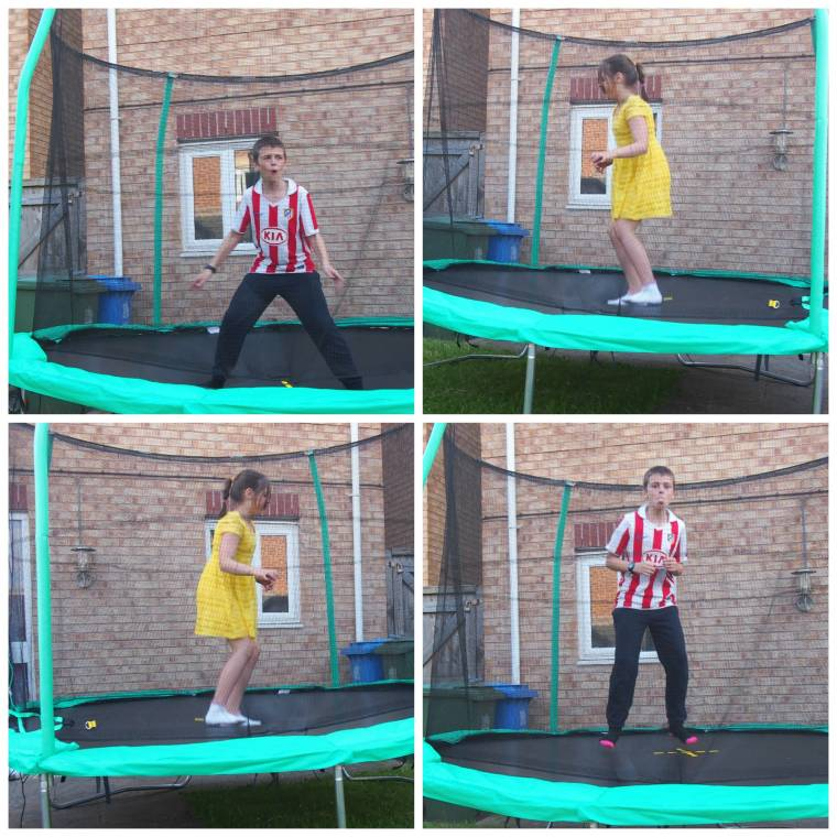 10ft Trampoline From Asda Direct : Reviewed
