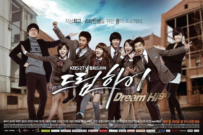 SINOPSIS Lengkap Dream High Episode 1 - Episode terakhir