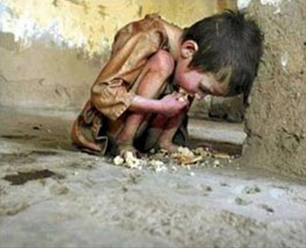 The Independent India: poverty in India
