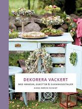 Tävling vinn den här boken hos blomsterverkstad.