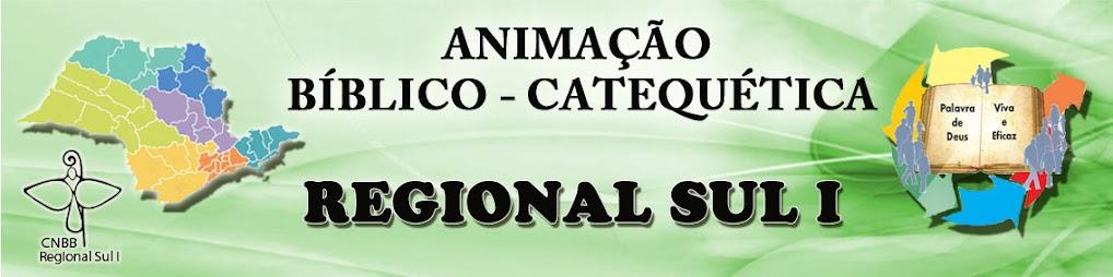 Animação  Bíblico Catequética - Regional Sul1