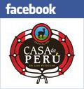 Entra en facebook de Casa de Perú